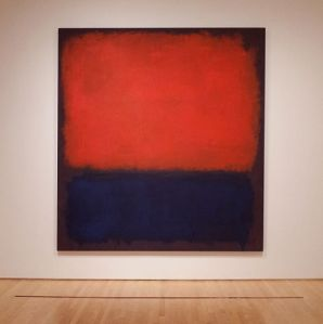 Mark Rothko - no. 14 (courtesy Wikipedia Commons)