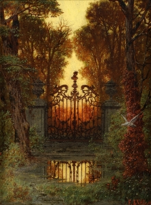 Ferdinand Knab - Das Schlossportal